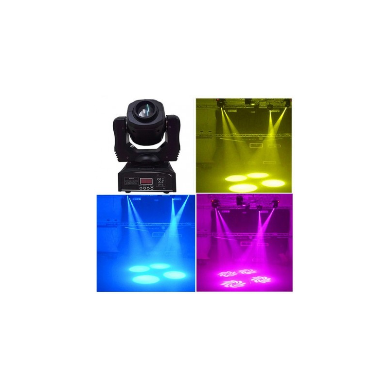CABEZA MOVIL SPOT LED 60W