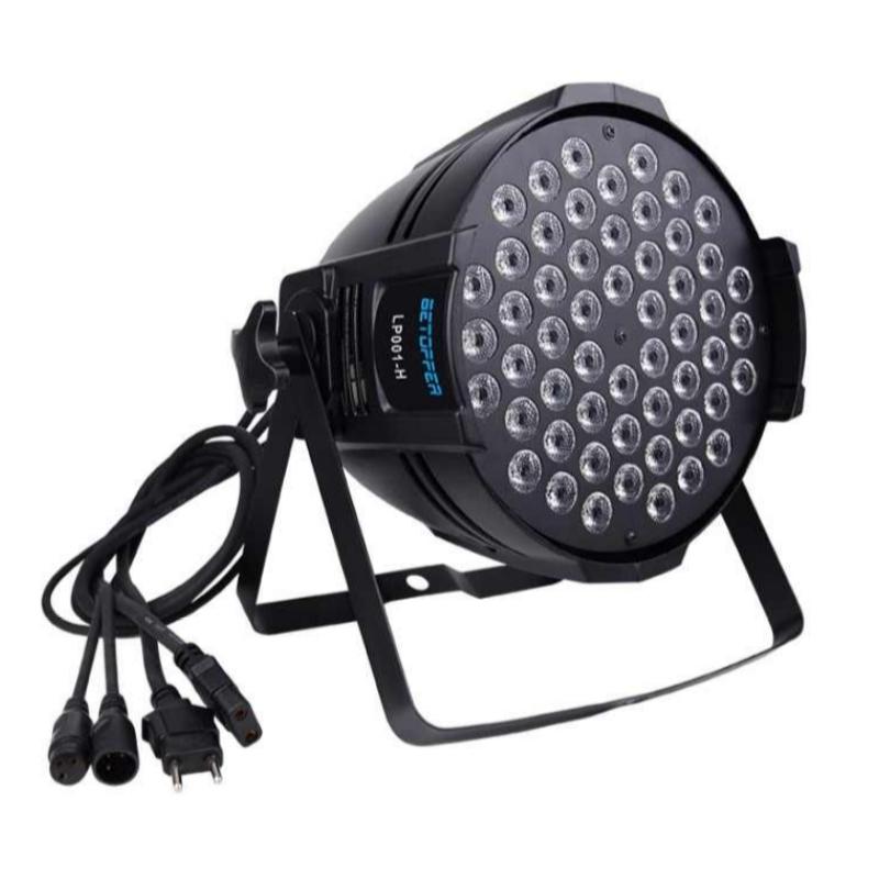 LP001-H RGBW LED PAR KING 54x3W